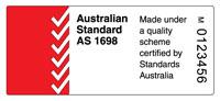 Australian standards AS 1698