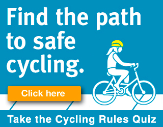 click here to take the cyclist law quiz