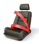 Seatbelts and child restraints