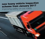Heavy vehicle inspections