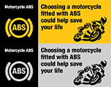 Motorcycle ABS - Choosing a motorcycle fitted with ABS could help save your life