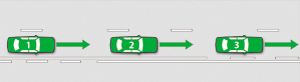 Example of theory test question