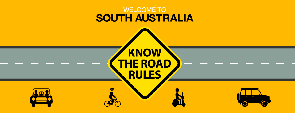 Welcome to South Australia - Know the Road Rules